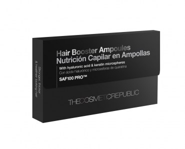 Daily Hair Care : Hair Booster Ampoules SAF100 PRO™